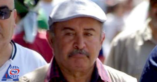 الحكم العسكري في الجزائر يحتفل باليوم العالمي لحقوق الانسان ،  بحبس  الناشط الحقوقي قدور شويشة لمدة عام