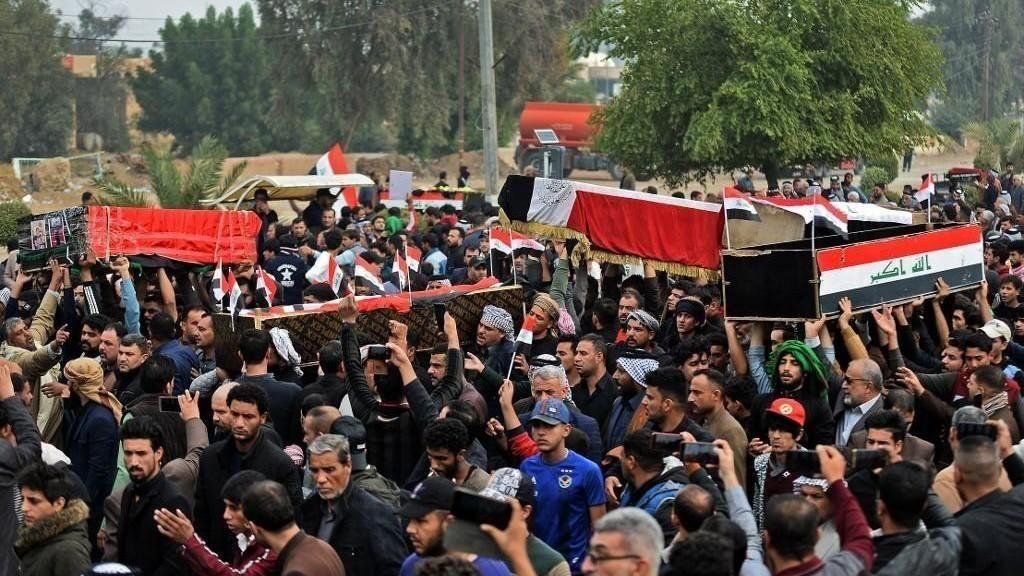 العراق: يجب على السلطات أن توقف على الفور استخدام القوة المميتة ضد المتظاهرين وأن تكف عن استهداف الناشطين والصحفيين ووسائل الإعلام