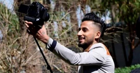 العراق: رصاص أجهزة الأمن العراقي يطال الصحفيين ،،  استشهاد المصور الصحفي يوسف ستار بالرصاص الحي