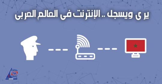 المغرب : من الصحافة المحاصرة للانترنت المقيد