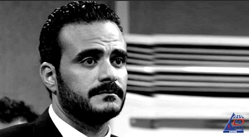يبدأ عامه الثاني في الحبس الاحتياطي الظالم ، فقط لأنه محامي حقوقي،  إفرجوا عن عمرو إمام فورا