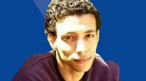 """لعنة التدوير والعبث بالقانون تصيب المدون محمد أكسجين ،،  الشبكة العربية تطالب النائب العام بغلق """"القضية 855"""" والإفراج عن كل الأبرياء"""