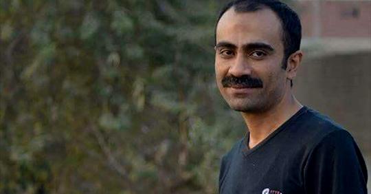 الشبكة العربية : على النائب العام التصدي لتجاوزات قوات الأمن وإطلاق سراح المصور الصحفي حمدي الزعيم
