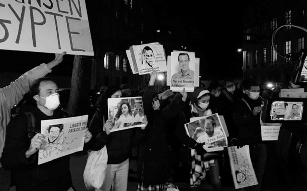 مصر: ترحيب حقوقي بالإعلان الدولي المشترك المطالب بوقف انتهاكات حقوق الانسان وقمع المجتمع المدني