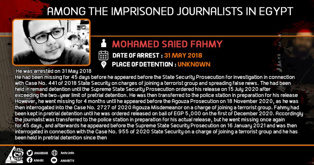 Mohamed Saied Fahmy