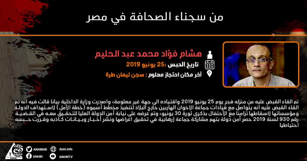 هشام فؤاد محمد عبد الحليم
