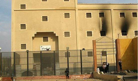 9- سجن القطا ،  بالجيزة