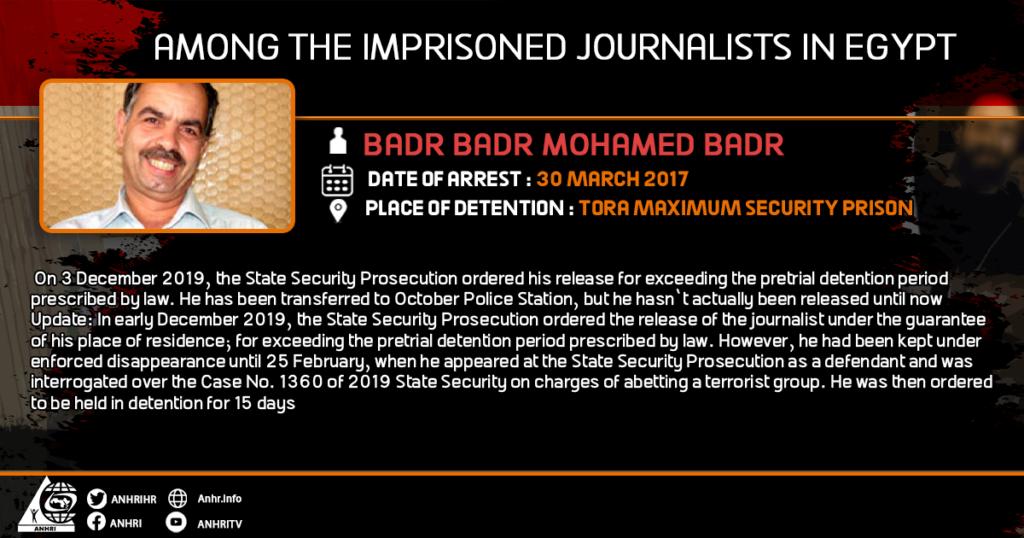 Badr Badr Mohamed Badr